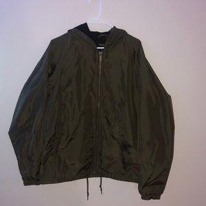 Dark green Jacket